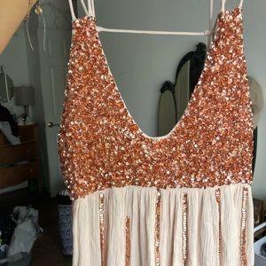 Free People Dresses - FP Glitter Girl Dress
